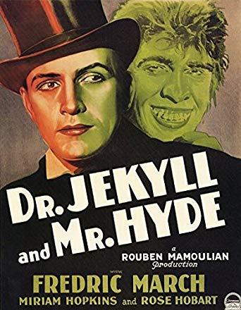 Fig. 4 Doctor Jekyll di Rouben Mamoulian (USA, 1931)