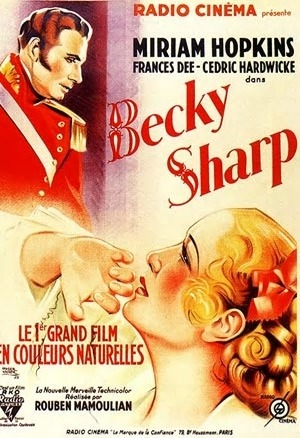 Fig. 5 Becky Sharp di Rouben Mamoulian (USA, 1935)