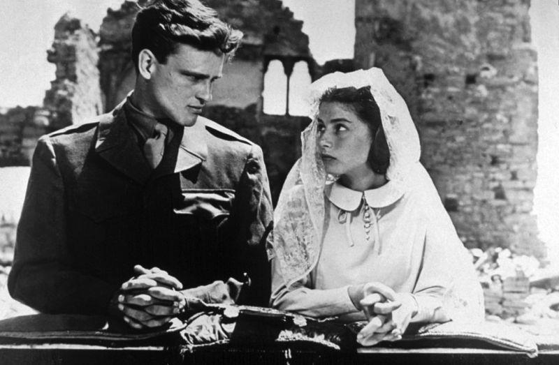 Speranzosa sposa di guerra in Teresadi Fred Zinneman, 1951