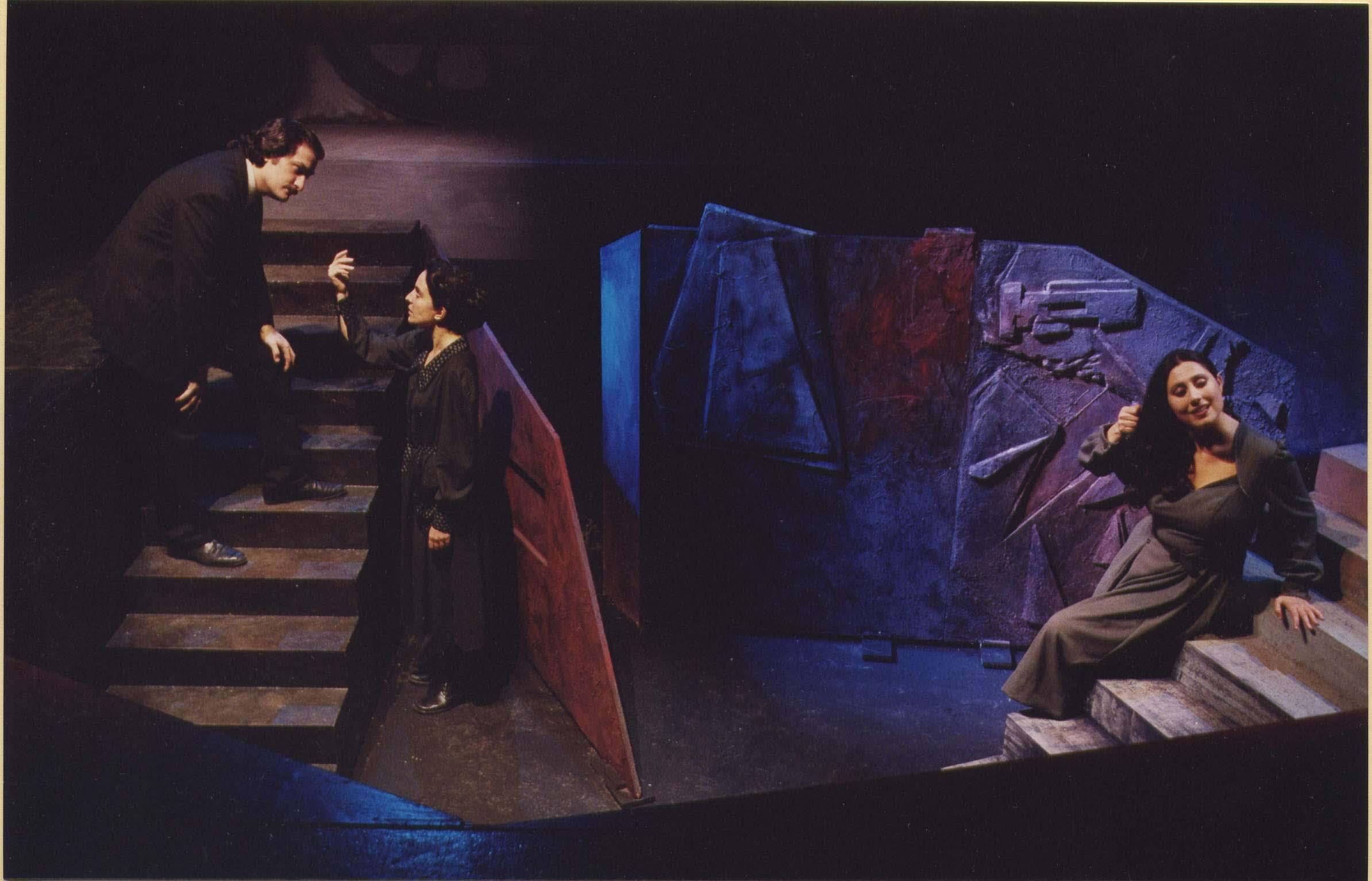 Fig. 2 Conversazione in Sicilia, regia di Gianni Salvo (2001)