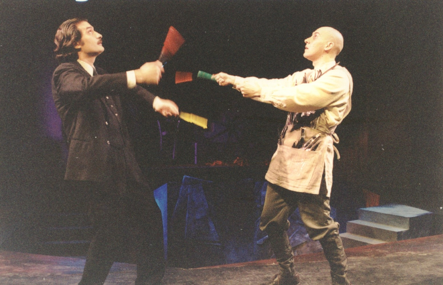 Fig. 5 Conversazione in Sicilia, regia di Gianni Salvo (2001)