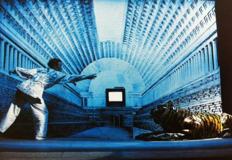 Falso Movimento, Ritorno ad Alphaville (1986)