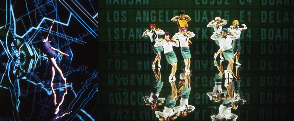 Dumb Type, Voyage (2002)