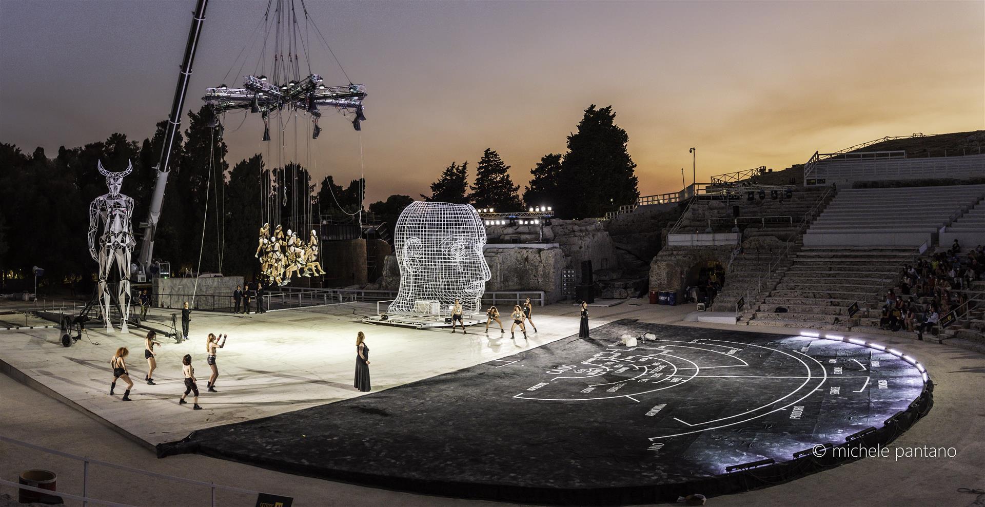 Carlus Padrissa, Baccanti, 2021, © Michele Pantano