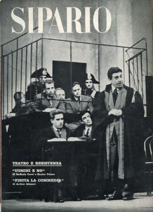 Fig. 1 Sipario, 228, aprile 1965
