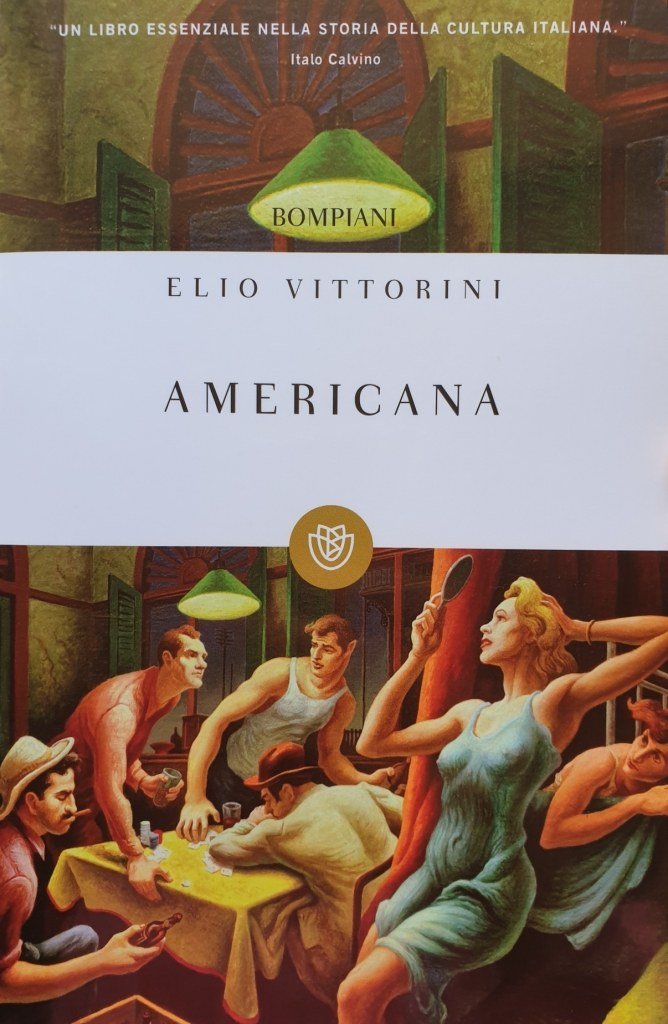 Fig. 1 Elio Vittorini (a cura di), Americana [1942], 2015