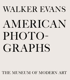 Fig. 3 Walker Evans, American Photographs [1938], 2016