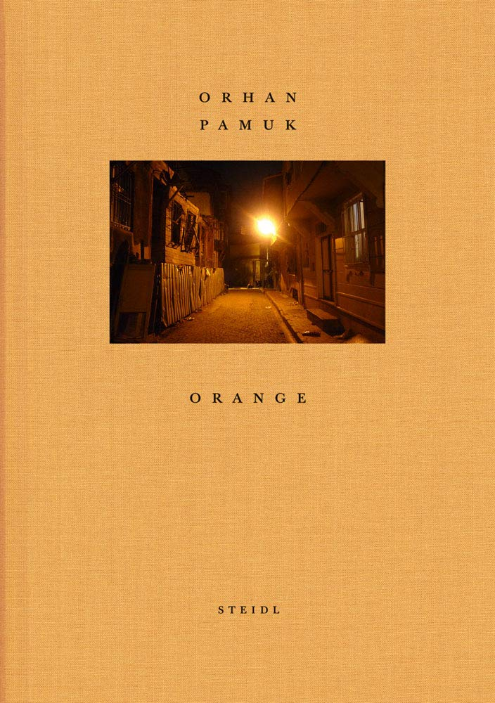 O. Pamuk, Orange, Göttingen, Steidl, 2020