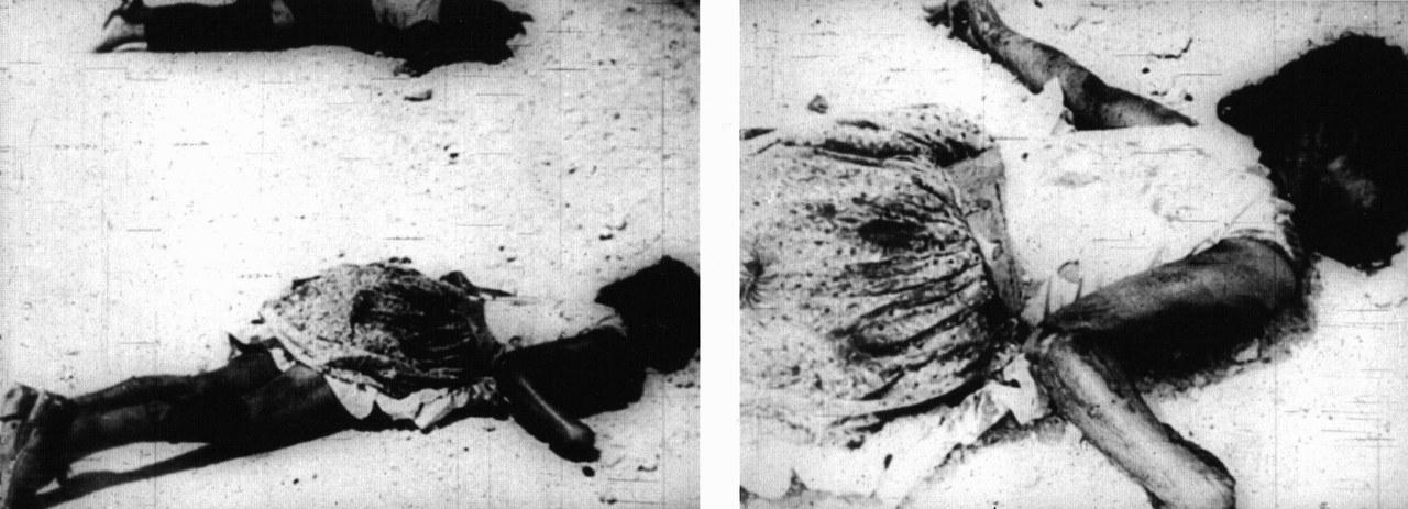 , Fotogrammi della sequenza sulla Rivoluzione cubana nel film La rabbia di Pier Paolo Pasolini, 1963