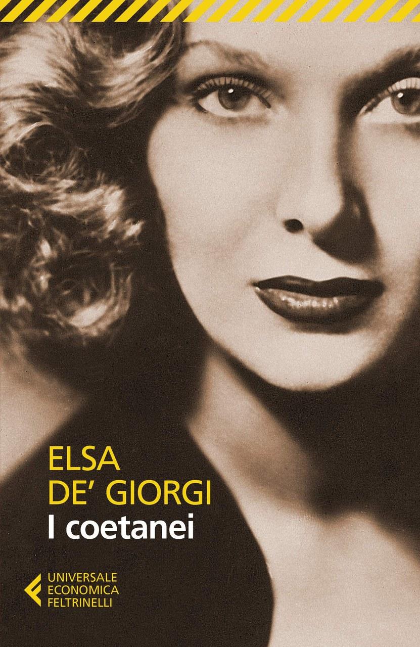 Fig. 2 Elsa de' Giorgi, I coetanei (2019; prima ed. 1955)