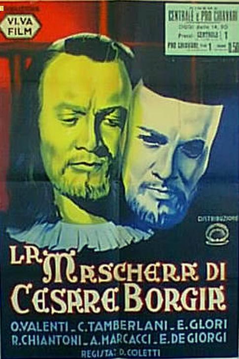 Fig. 6La maschera di Cesare Borgia (1941) di Duilio Coletti