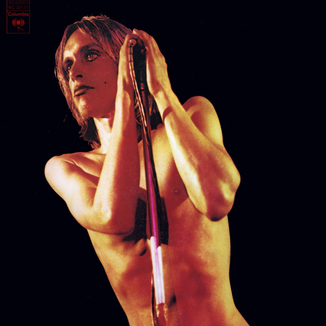 Iggy Pop and The Stooges, Raw Power (1973), foto di Mick Rock