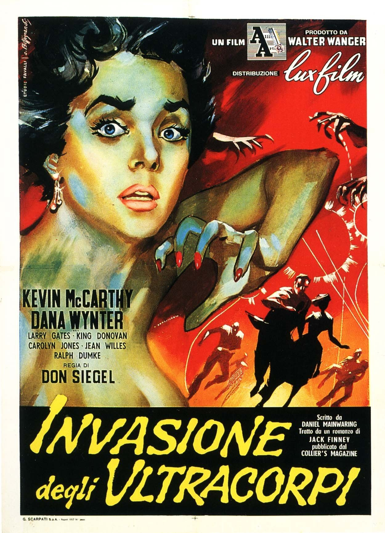 L'invasione degli ultracorpi di Don Siegel (1956)