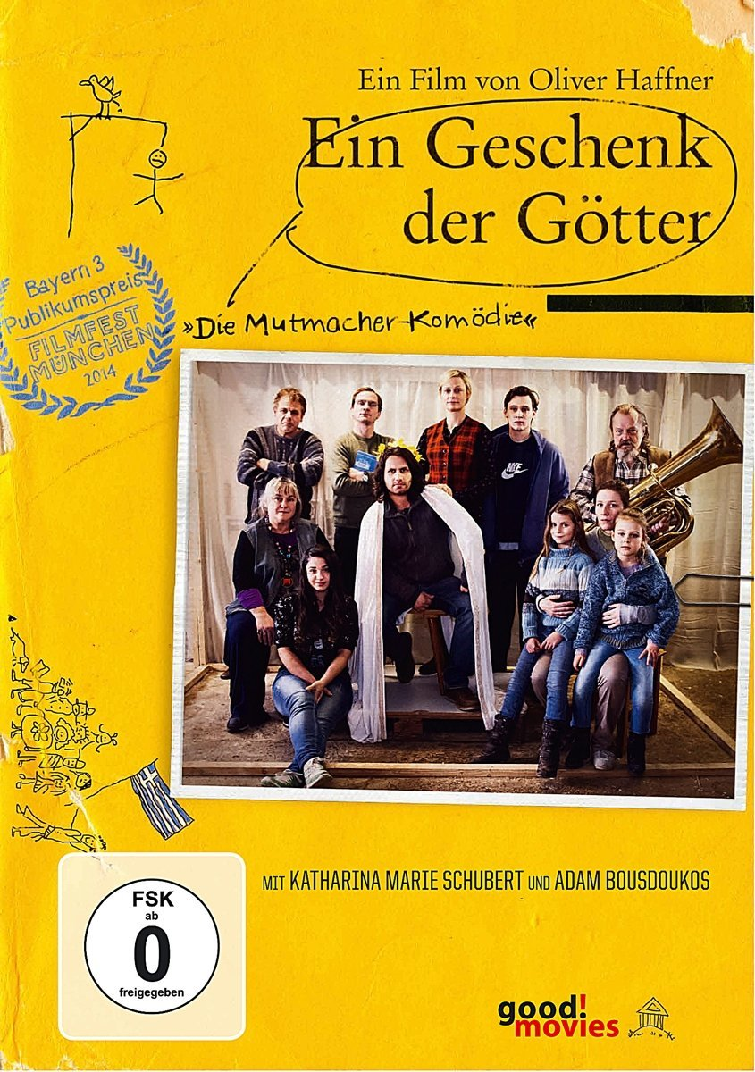 , Oliver Haffner, Ein Geschenk der Götter