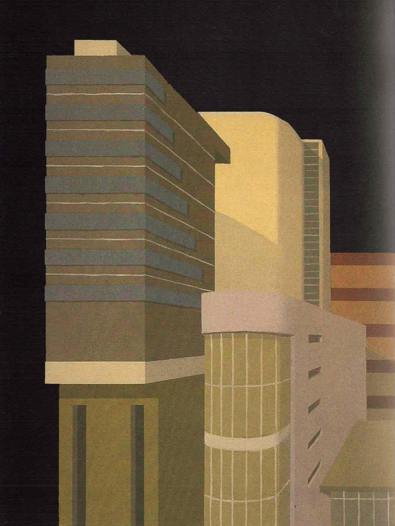 Paolo Fiorentino, Irrazionalismo urbano. Immagini, 2006