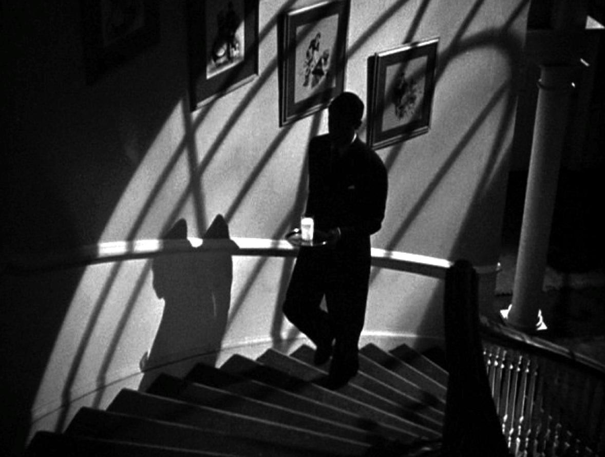 Alfred Hitchcock, Il sospetto