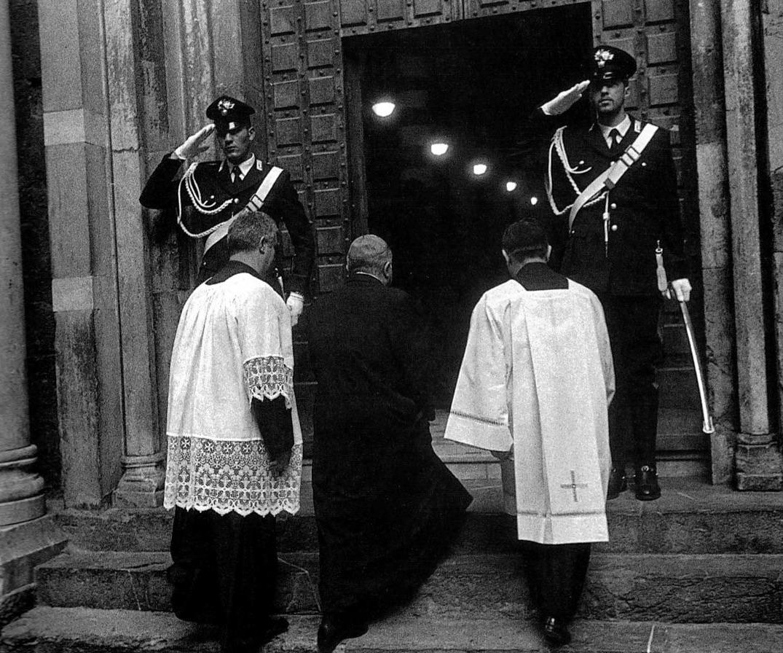Aldo Ponassi, Chiesa di San Donato (Cardinale Tettamanzi), 1996