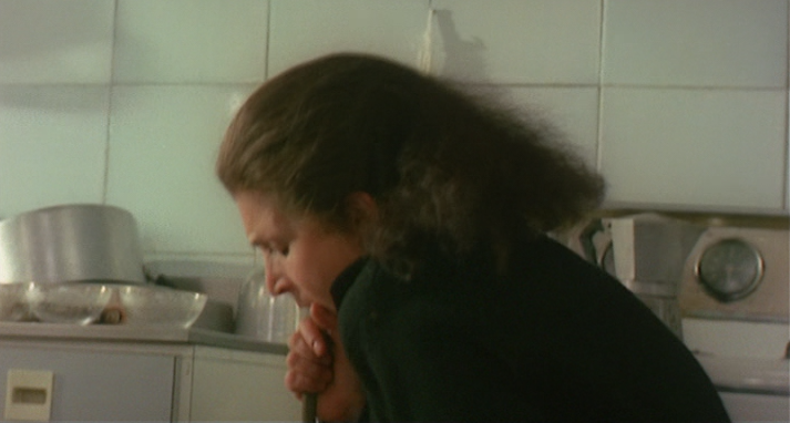 Laura Betti in Teorema di P.P. Pasolini, 1968
