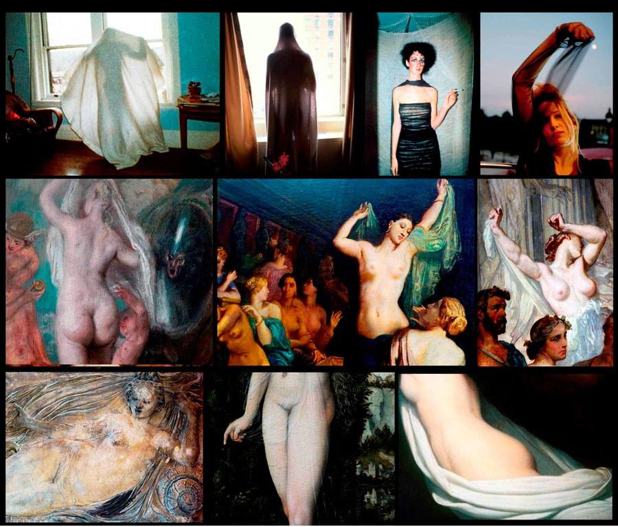 Veils, 2011-2014 ©Nan Goldin