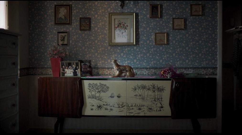Un fotogramma de Le sorelle Macaluso, di Emma Dante 2021
