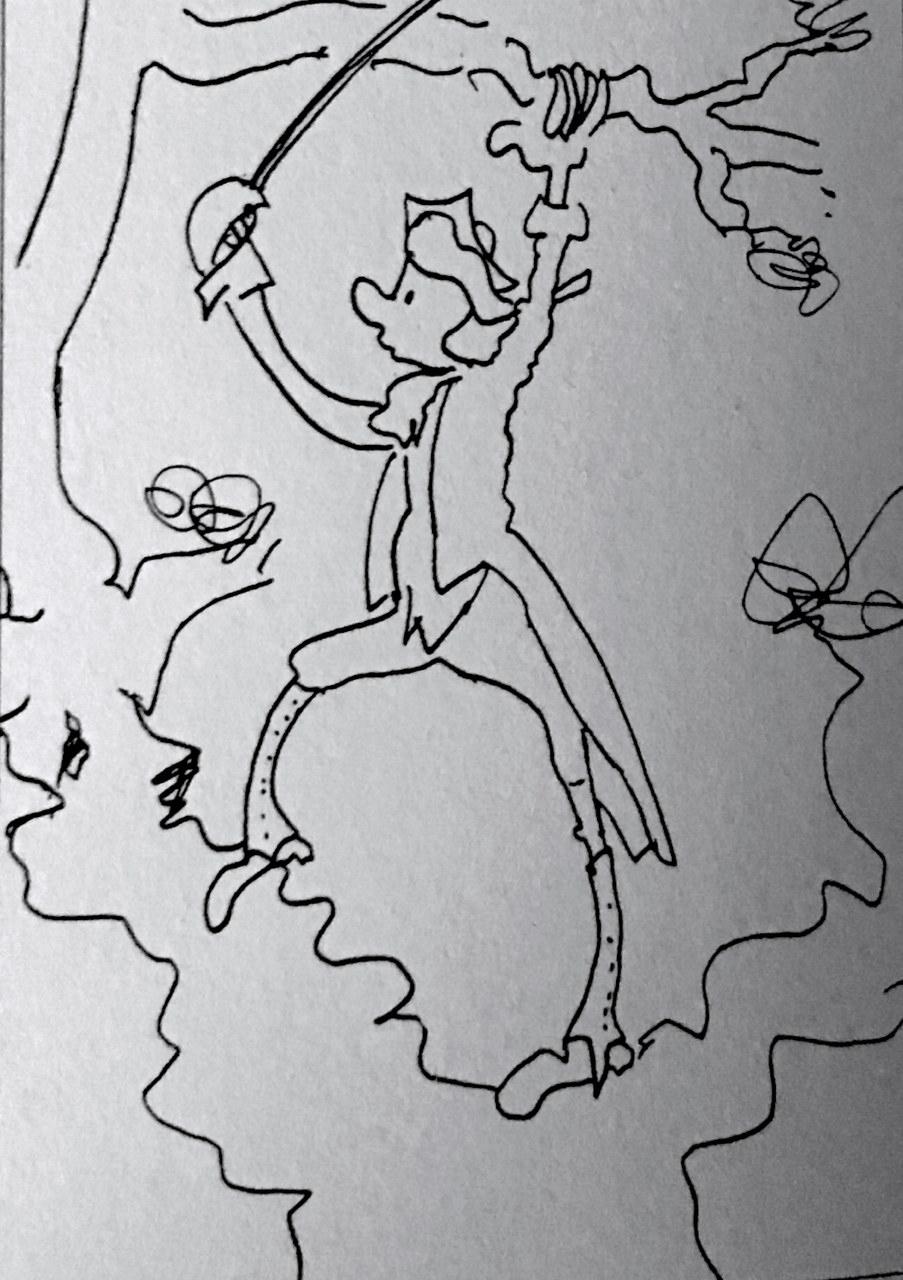 Italo Calvino, Il barone rampante, «Notiziario Einaudi», 1957