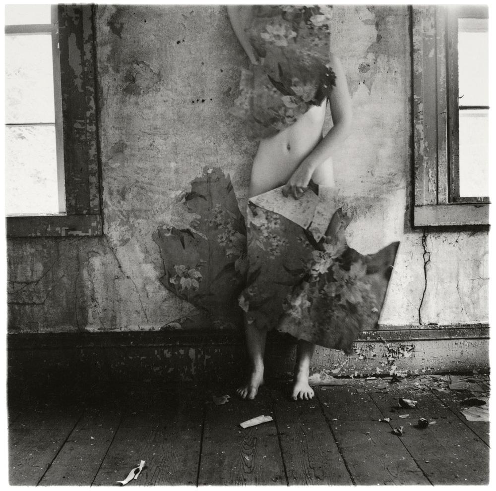 ©Francesca Woodman, Space2, 1976