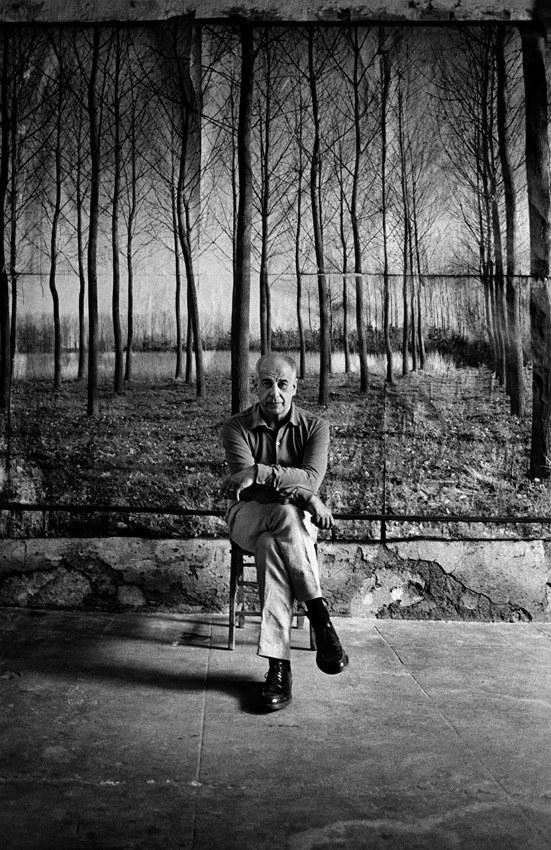 Toni Servillo in una foto di scena di Gomorra, di Matteo Garrone (2008) © Mario Spada