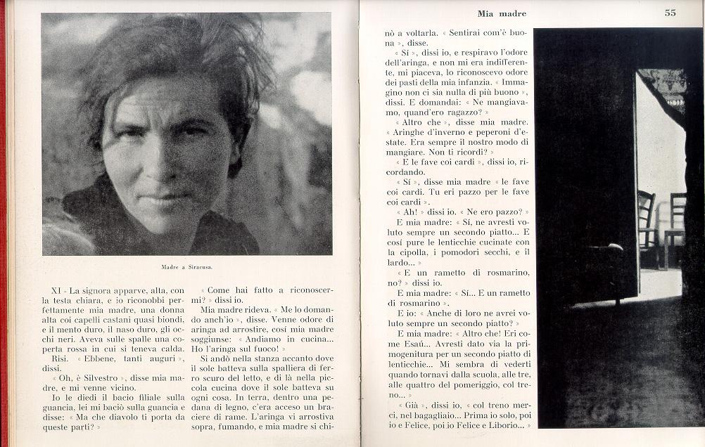 Fig. 4 Elio Vittorini, Conversazione in Sicilia (1953)