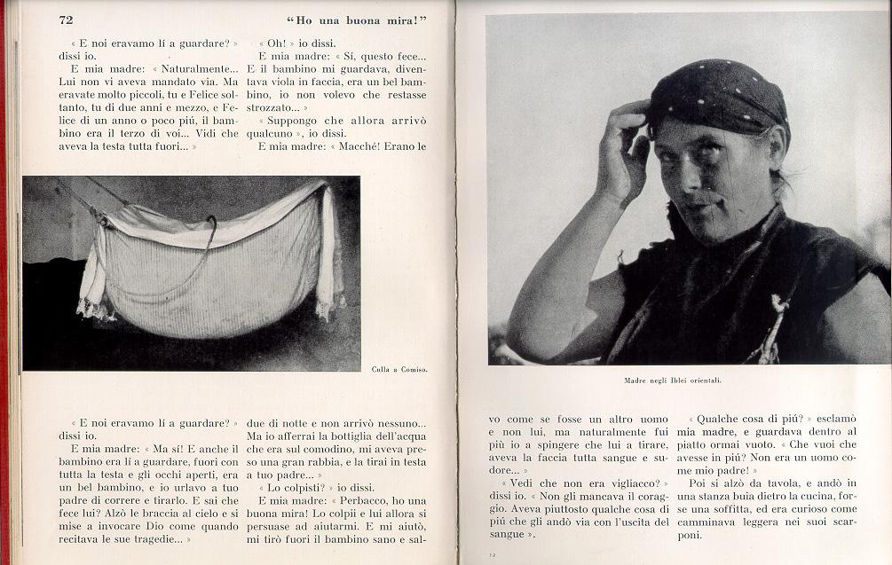 Fig. 6 Elio Vittorini, Conversazione in Sicilia (1953)