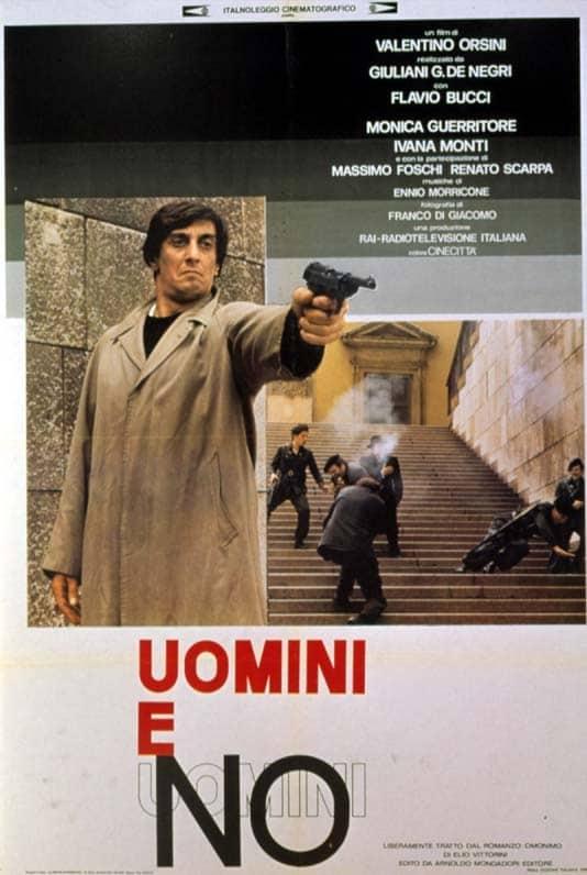 Fig. 1 Uomini e no, regia di Valentino Orsini (Italia, 1980)