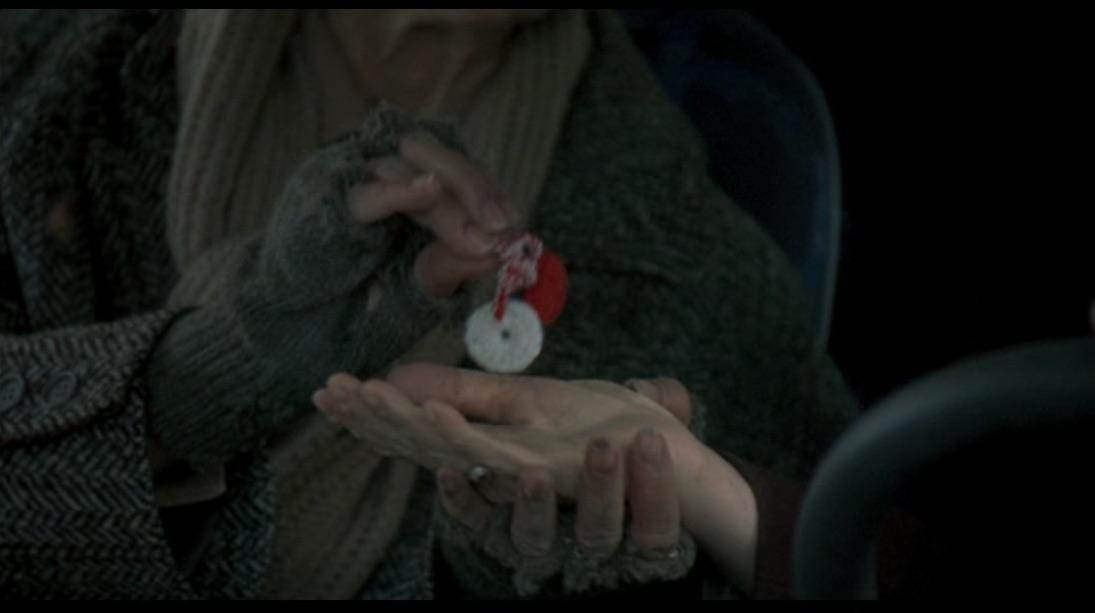 Fotogramma dal film Le acrobate di Silvio Soldini, 1997