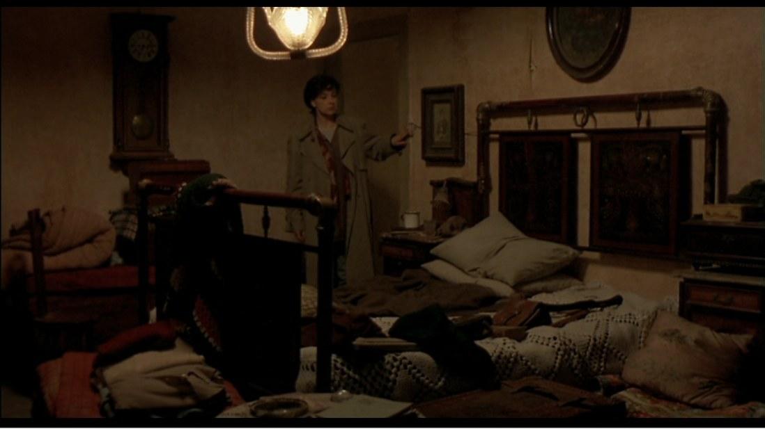 Licia Maglietta nel film Le acrobate di Silvio Soldini, 1997