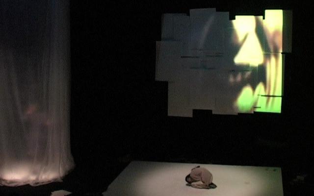 Estratto da Io ho fatto tutto questo, spettacolo dedicato a Goliarda Sapienza, ©Maria Arena