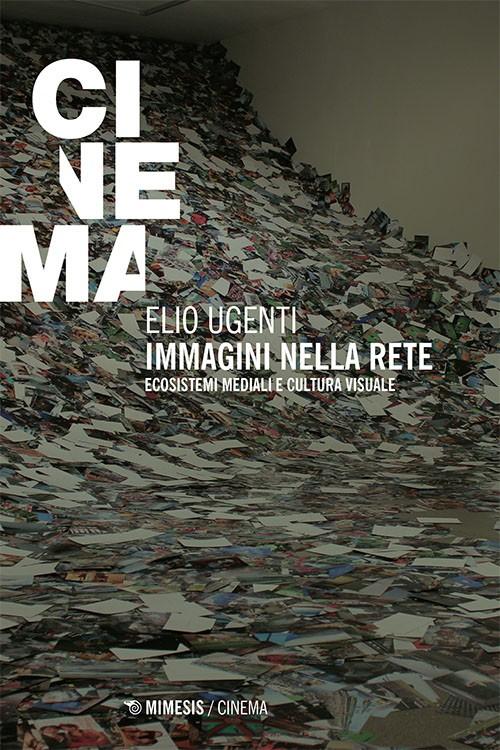 copertina de Immagini nella rete. Ecosistemi mediali e cultura visuale, Milano-Udine, Mimesis, 2016