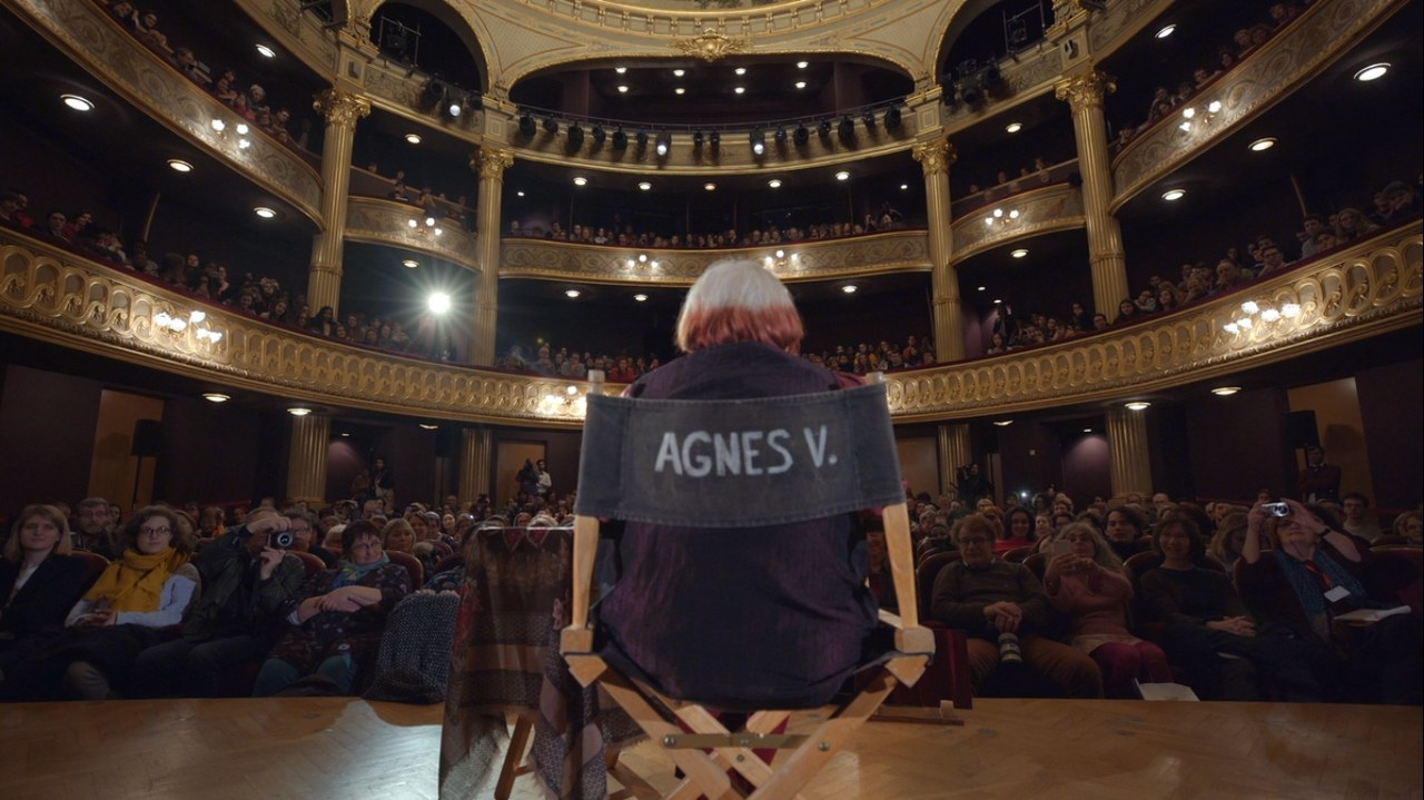 Screen da Varda par Agnès (Varda by Agnès, 2019)