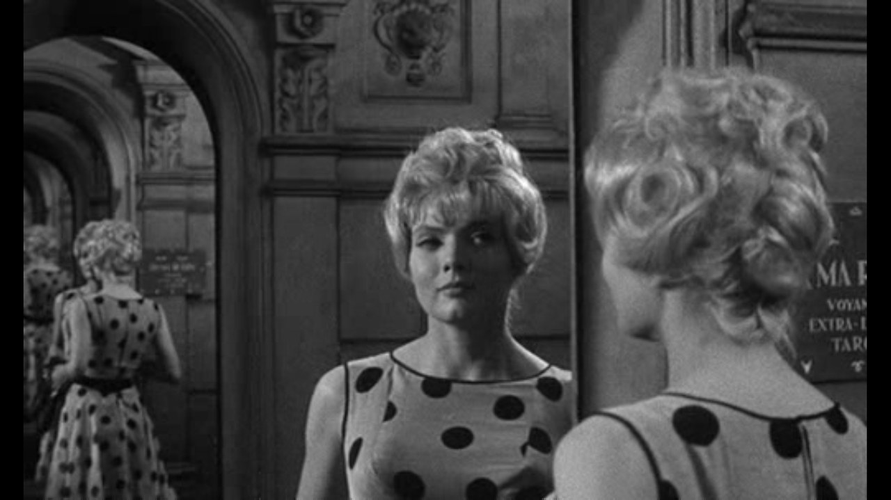 Screen tratto dal film Cléo de 5 à 7 (Cléo From 5 to 7, 1961)