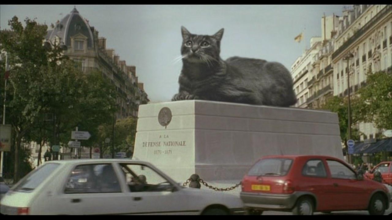 Screen da Le lion volatil (The Vanishing Lion, 2003)