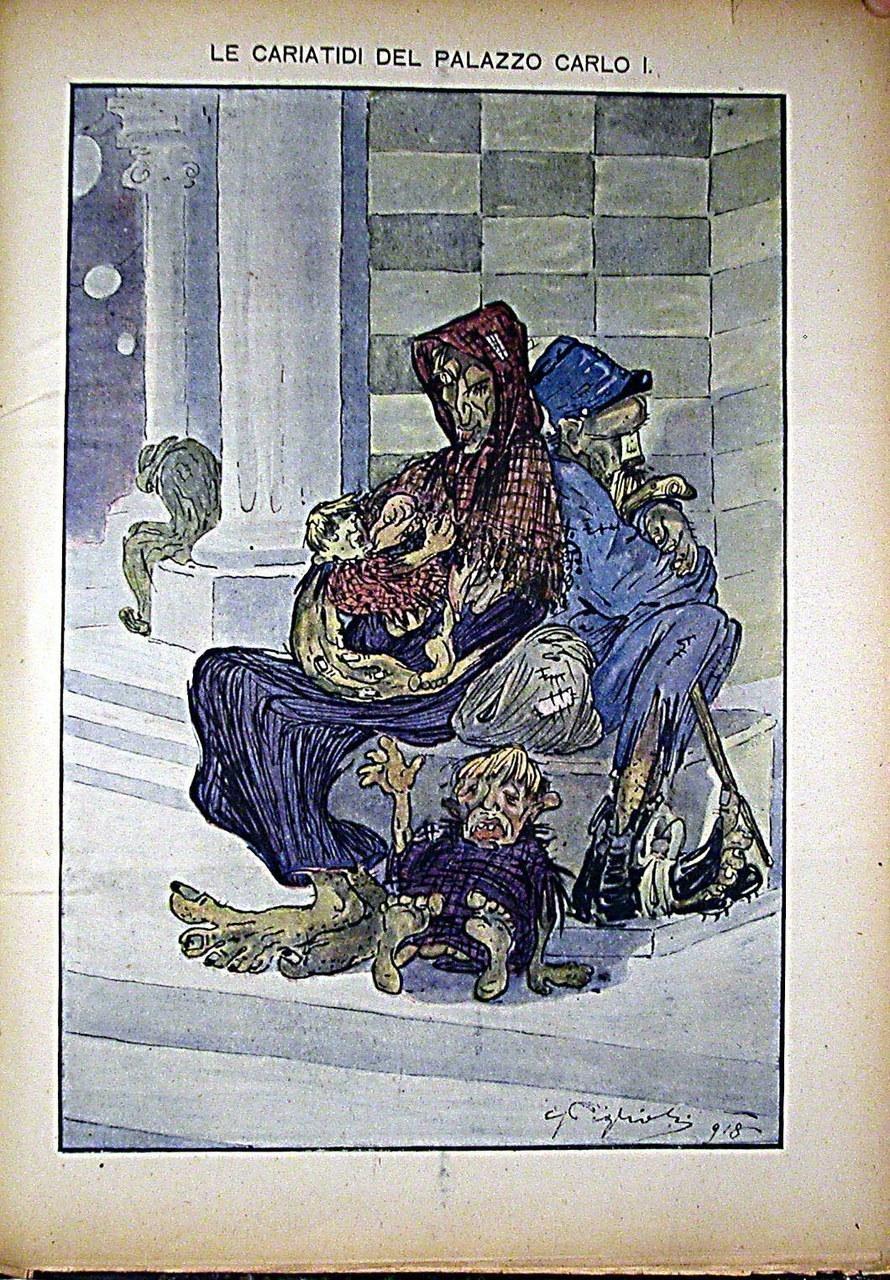 La Ghirba, 10, 9 giugno 1918