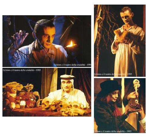 Grimm e il teatro della crudeltà