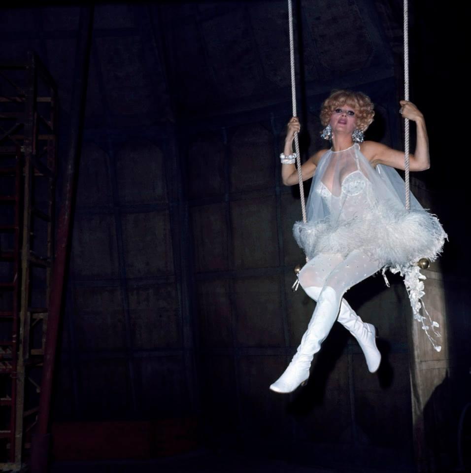 Fig. 4 Franca Rame, 1967 ©la presse archivio storico spettacolo teatro
