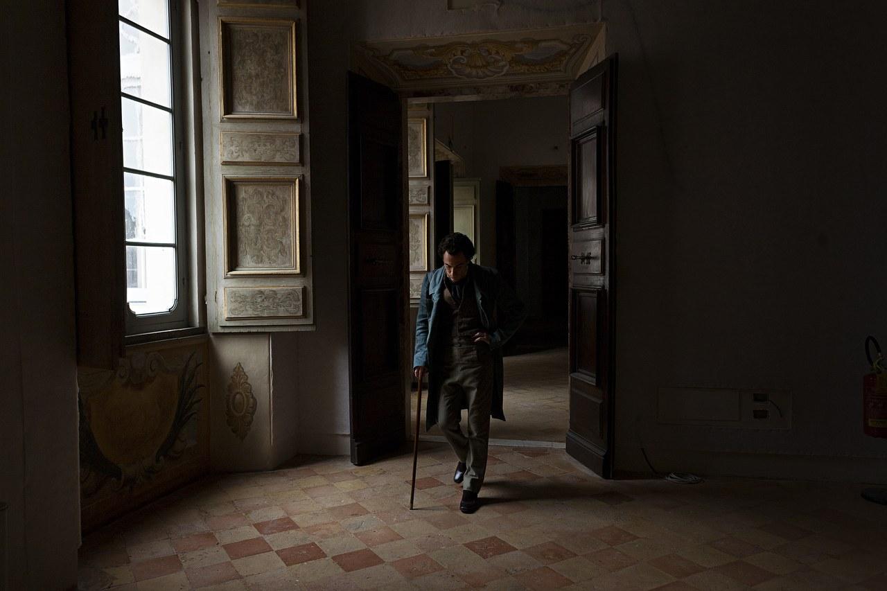 Il giovane favoloso – foto di scena © Mario Spada