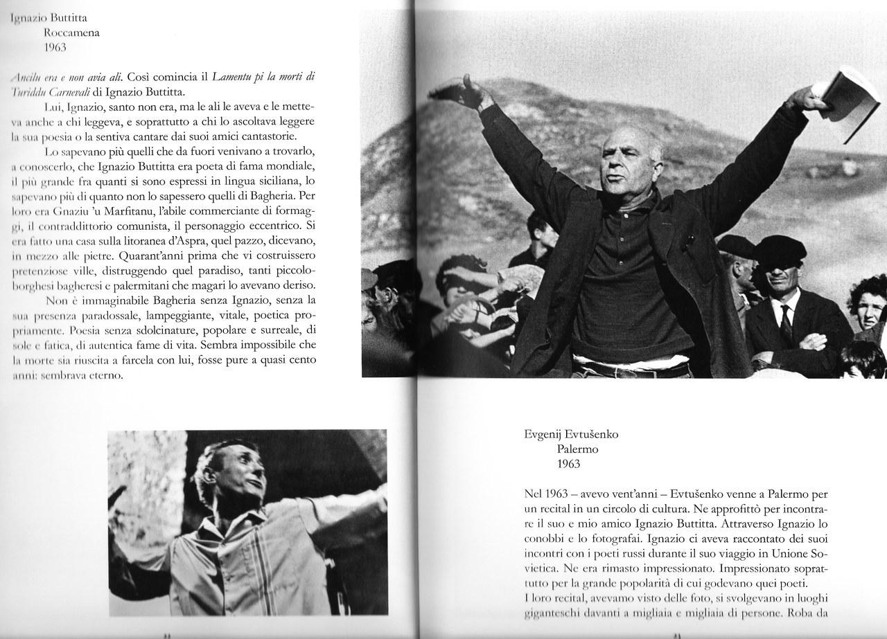 Visti&Scritti, 2014 © Ferdinando Scianna