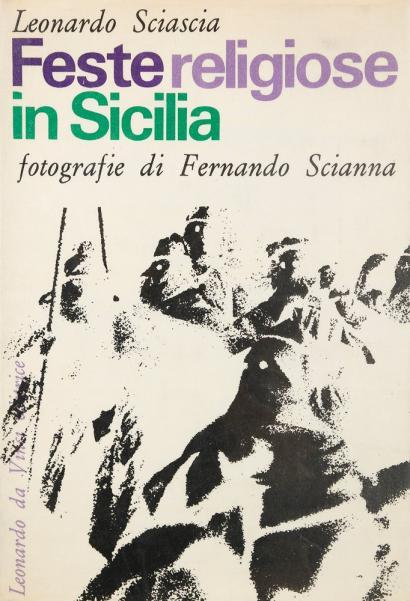 Copertina di Feste religiose in Sicilia, 1965