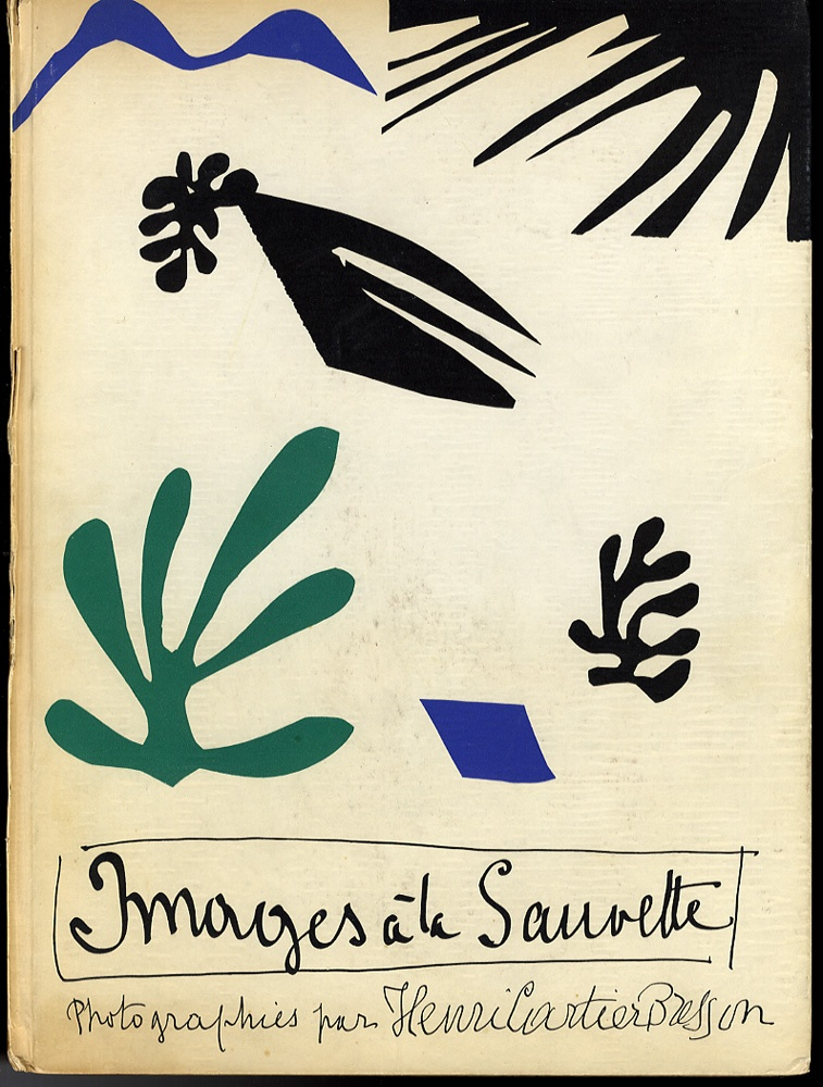 copertina di Henri Cartier_Bresson, Images à la sauvette, 1952