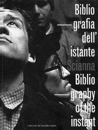 copertina di La bibliografia dell'istante, 2003