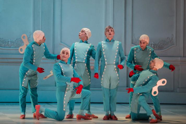 La cenerentola, regia di E. Dante, produzione Teatro dell'opera di Roma ®Yasuko-Kageyama