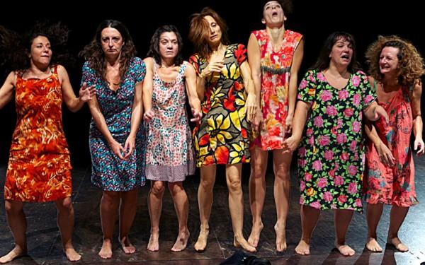 Le sorelle Macaluso © Carmine Maringola