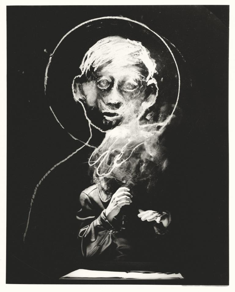 Ermanna Montanari in Madre © Enrico Fedrigoli