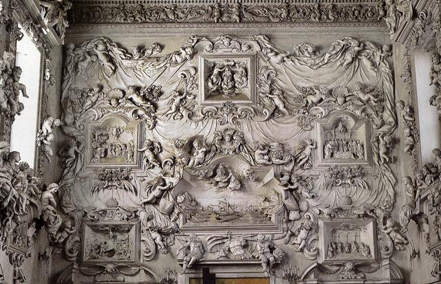Giacomo Serpotta, Oratorio del Rosario, Chiesa di San Domenico, Palermo