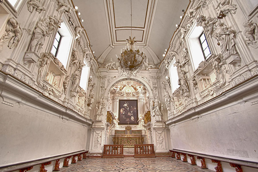 Palermo, Oratorio di San Lorenzo